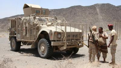 إفشال هجوم حوثي بحري على الخوخة .. وإعتراض صاروخ باليستي على المخا