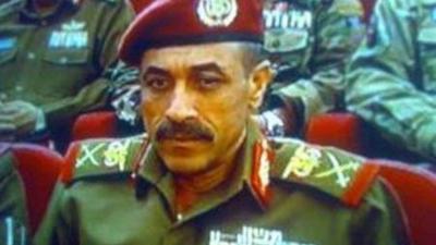 معلومات عن قائد قوات الإحتياط الجديد اللواء علي صالح عفاش