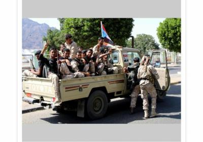 وصول قوات الحزام الأمني إلى الضالع هل هي من أجل بسط الأمن أم من أجل حماية قوات الحرس الجمهوري المتدفقة إلى عدن ؟
