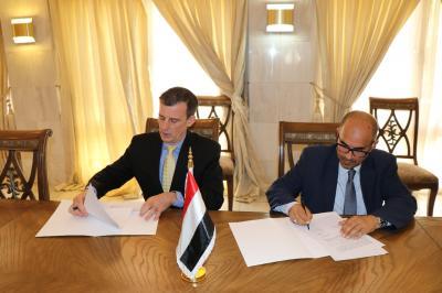 وزارة التخطيط توقع مع الوكالة الامريكية للتنمية على تجديد اتفاقية الدعم