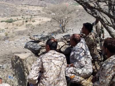 قوات الجيش تتقدم في جبهة كرش وتسيطر على مواقع جديدة