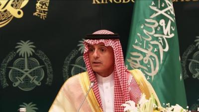 الجبير : القمة الخليجية الأمريكية لن تناقش الأزمة مع قطر