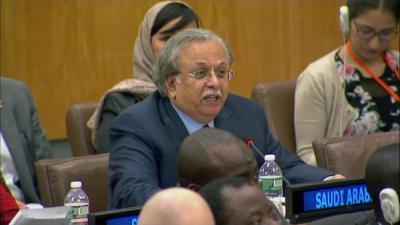 السعودية توجه رساله إلى مجلس الأمن بشأن الصواريخ الباليستية الحوثية