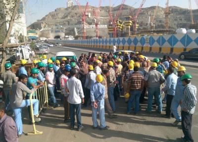 مجلس الوزراء السعودي يقر تشكيل لجنة لتعويض منفذي المشاريع الحكومية عن رسوم العمالة الأجنبية