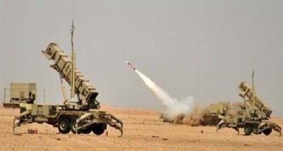 الحوثيون يطلقون صاروخ باليستي جديد على السعودية