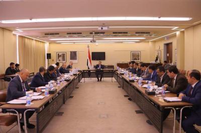 مجلس الوزراء يعقد إجتماعاً ويتخذ عدداً من القرارات