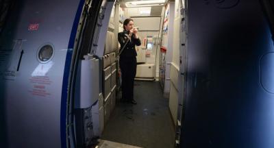لماذا قامت السلطات البريطانية بتفتيش الطائرة الروسية