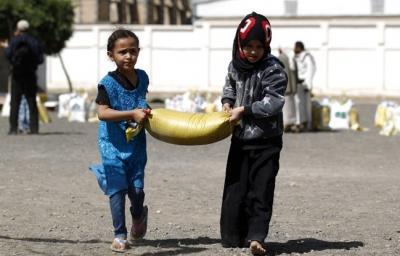 مؤتمر جنيف يجمع 2.01 مليار دولار لخطة الإستجابة الإنسانية في اليمن ( أسماء الدول - المبالغ)