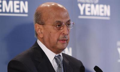 المبعوث الأممي إلى اليمن يلتقي ممثل حزب المؤتمر في مسقط