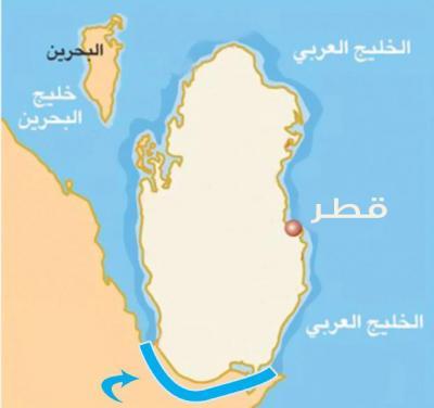 حكاية قناة سلوى السعودية التي ستحول قطر من شبه جزيرة لجزيرة
