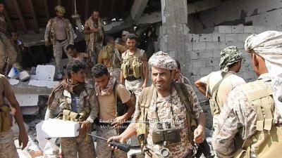 بالصور .. الجيش يواصل عملياته العسكرية في ميدي ويسيطر على مواقع جديدة
