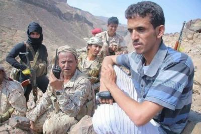 مقتل صحفي وإصابة آخرين بقصف حوثي إستهدفهم بالبيضاء