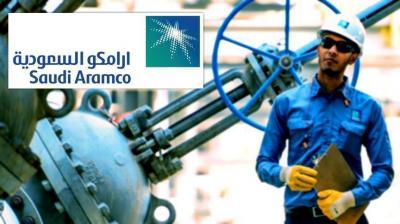 """""""أرامكو السعودية"""" أعلى الشركات العالمية ربحاً بـ33.8 مليار دولار"""
