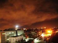 هذه الأماكن التي تم استهدافها في دمشق من قبل أمريكا وبريطانيا وفرنسا