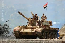 قوات الجيش والمقاومة تتقدم وتسيطر على مواقع  جديدة في الراهدة جنوب تعز