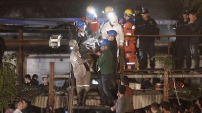 مائتا قتيل وجهود لإنقاذ المحاصرين بمنجم تركيا