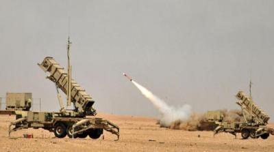 إطلاق صاروخ باليستي على السعودية