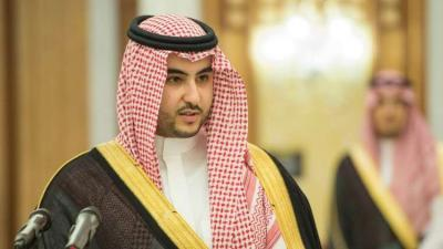نجل الملك سلمان وسفير السعودية لدى واشنطن يكشف سبب إستهداف صالح الصماد من قبل القوات الجوية الملكية السعودية