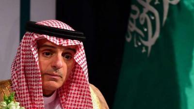 الجبير: على قطر أن تدفع ثمن وجود القوات الأمريكية في سوريا