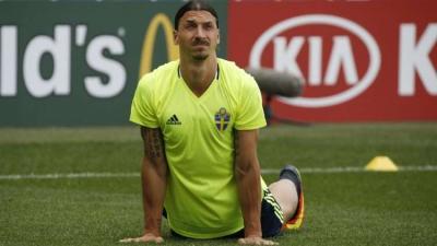 رسميا.. إبراهيموفيتش لن يلعب كأس العالم