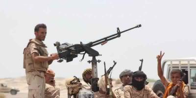 قوات الجيش الوطني تحرر مواقع جديدة في جبهة القبيطة بلحج