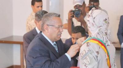 الحكومة اليمنية ترسخ شرعيتها في المناطق المحررة
