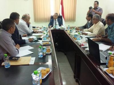 مجلس القضاء الأعلى يعقد اجتماع له ويصدر قرار بانشاء محكمة وشعبة جزائية في مأرب