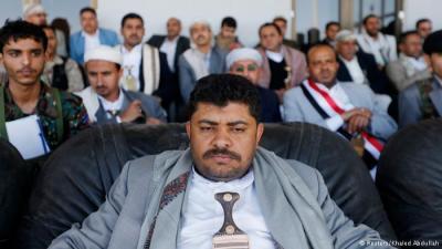 محمد علي الحوثي يفاخر بالجنرالات والقوات الإيرانية ويطالب السعوديين بالكف عن التشنجات !