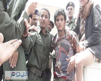 في أبشع جريمة تشهدها المحافظة .. إبن يُقدم على ذبح أمه في محافظة المحويت ( صورة )