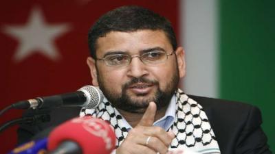 """متحدث باسم """"حماس"""" يكشف عن هدف أمريكا من صفقة القرن"""