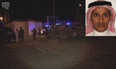 متحدث الداخلية السعودية : وفاة المطلوب للجهات الأمنية خالد محمد علي الشهري عقب مواجهات مع رجال الأمن