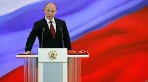 فلاديمير بوتين يتسلم رسميا رئاسة روسيا لولاية رابعة من 6 سنوات