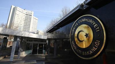 تركيا تعلن رسمياً موقفها مما يحدث في سقطرى بين الحكومة الشرعية  والإمارات