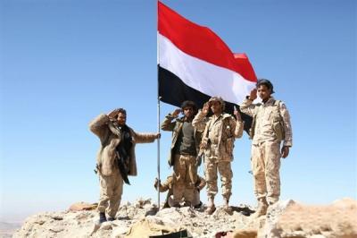 قوات الجيش الوطني تحرر مواقع جديدة في البيضاء