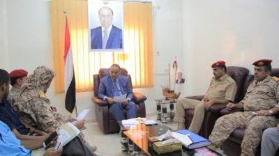 نائب رئيس الوزراء وزير الداخلية يوجه بتشكيل لجنة لوقف تداعيات التوتر بمحافظة الضالع