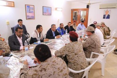 هذا ما تم الإتفاق عليه بين الحكومة اليمنية واللجنة السعودية بشأن تواجد القوات العسكرية الإماراتية في سقطرى