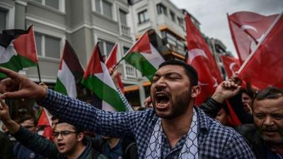 إسرائيل تطرد القنصل التركي العام من القدس رداً على طرد تركيا للسفير الإسرائيلي