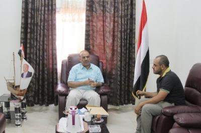 وزير الداخلية الميسري يتحدث عن عدم قدرته دخول عدن دون إذن من الإمارات وأن السجون خارج نطاق سلطته !