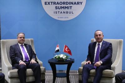 وزير الخارجية اليمني يبحث مع نظيره التركي إجراءات تسهيل التأشيرات والاقامات لليمنيين