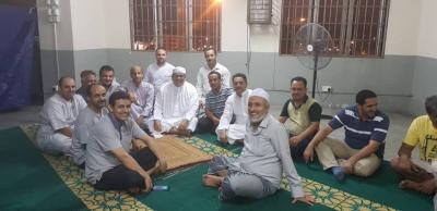السفير باحميد يشارك الجالية اليمنية بماليزيا مأدبة الإفطار ( صور)