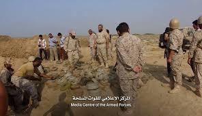 قوات الجيش الوطني تتقدم وتسيطر على مواقع جديدة في حرض