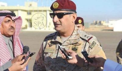 قائد القوات المشتركة السعودية : ساعة الحسم في اليمن اقتربت!