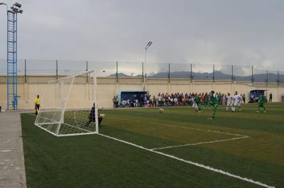 في إطار منافسات الدور الثاني لبطولة ليجا  المتنوعة يكسب فريق الألبان هدف وحيد ويتصدر للمربع الذهبي