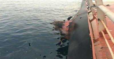 ناطق التحالف يكشف نتائج التحقيقات بشأن السفينة التركية التي وقع فيها الإنفجار أمام ميناء الحديدة وماذا كانت تحمل