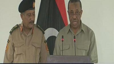 """ليبيا.. """"تمرد"""" عسكري واشتباكات عنيفة في بنغازي"""