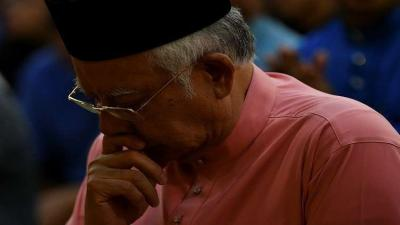 ضبط 30 مليون دولار في منازل رئيس وزراء ماليزيا السابق