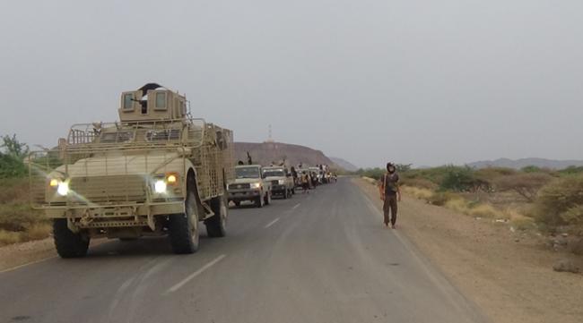 آخر مستجدات المعارك من الحديدة .. قوات الجيش الوطني تتقدم وتحرر مواقع جديدة
