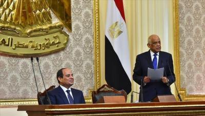 مصر تشهد أول قسم رئاسي أمام البرلمان منذ 13 عاما