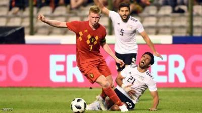 مصر تخسر آخر مبارياتها الودية قبل المونديال