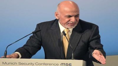 الرئيس الأفغاني يعلن وقف إطلاق النار مع حركة طالبان  من جانب واحد